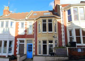 Thumbnail 4 bed terraced house for sale in Hamilton Road, Southville, Bristol