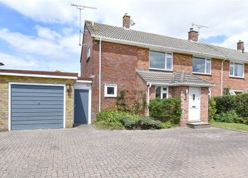Thumbnail 4 bed semi-detached house for sale in Mellstock Avenue, Dorchester