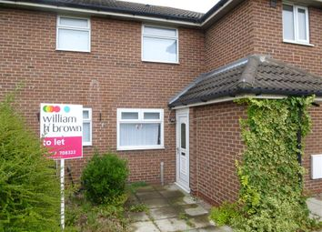 Thumbnail 1 bed property to rent in Pinewood Drive, Camblesforth, Selby