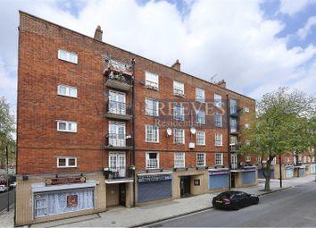 Thumbnail 3 bedroom block of flats to rent in Cromer Street, London