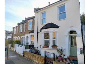 Thumbnail 3 bed terraced house for sale in Kneller Road, Brockley