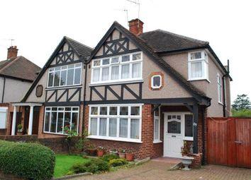 Thumbnail 3 bedroom semi-detached house for sale in Crundale Avenue, Kingsbury, London, Uk