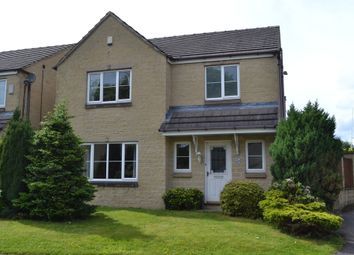 Thumbnail 4 bed detached house for sale in Bunting Drive, Queensbury, Bradford