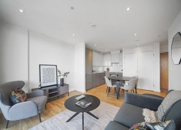 Thumbnail 1 bed flat to rent in 11, Logan Close, London
