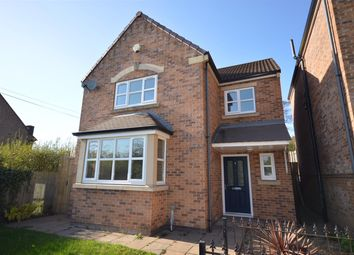 Thumbnail 4 bed detached house to rent in Deans Close, Brimington, Chesterfield
