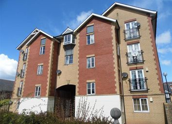 Thumbnail 2 bedroom flat to rent in Seager Drive, Cardiff Bay, Cardiff