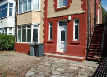 Thumbnail 2 bed flat to rent in Borough Road, Birkenhead