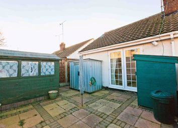 Thumbnail 1 bedroom bungalow to rent in Hampton Close, Southend-On-Sea
