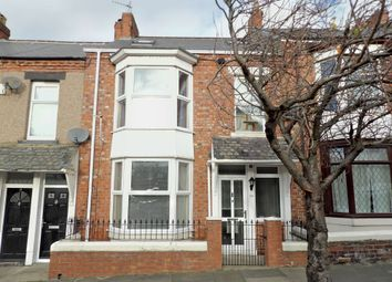 Thumbnail 3 bed terraced house for sale in Hyde Street, South Shields