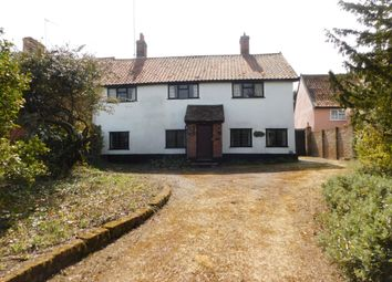 Thumbnail 4 bed end terrace house for sale in Combs Lane, Stowmarket