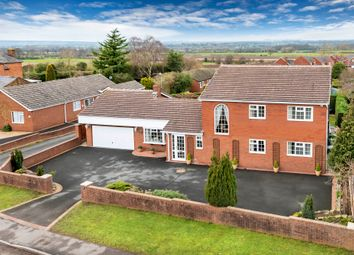 Thumbnail 5 bedroom detached house for sale in Station Road, Admaston, Telford, 0Ap.