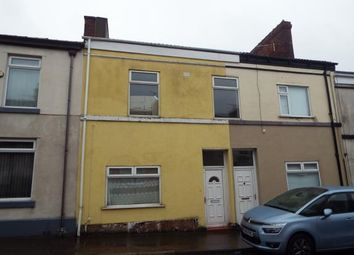 Thumbnail 5 bed terraced house for sale in Mersey Road, West Bank, Widnes, Cheshire