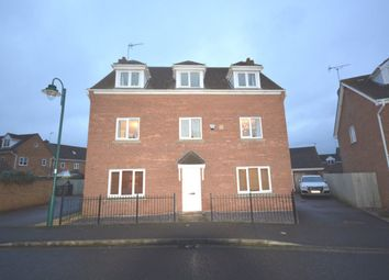Thumbnail 5 bedroom property to rent in Reedland Way, Hampton Vale, Peterborough