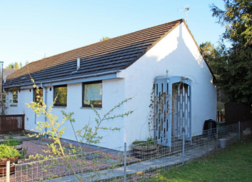 Thumbnail 1 bed bungalow to rent in School Place, Dulnain Bridge, Grantown-On-Spey, 3Pz