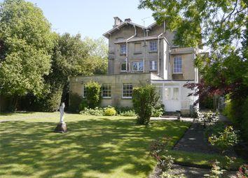 Thumbnail 3 bedroom flat for sale in Beckford Road, Bathwick, Bath
