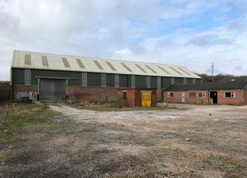 Thumbnail Light industrial for sale in Southfield Industrial Estate, Southfield Lane, Whitwell