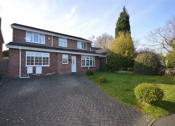 Thumbnail 4 bed detached house for sale in Kinglass Road, Spital, Wirral