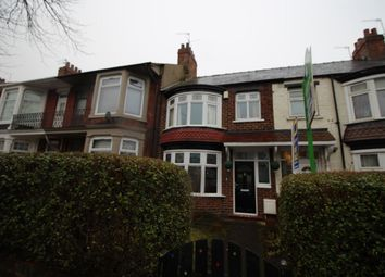 Thumbnail 3 bedroom terraced house for sale in Lothian Road, Middlesbrough