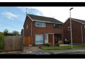 Thumbnail 2 bed semi-detached house to rent in Canberra Close, Thornton Cleveleys