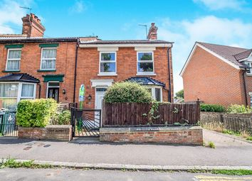 Thumbnail 3 bed terraced house for sale in Oakwood Road, Maidstone