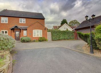Thumbnail 4 bed detached house for sale in The Osiers, Elford, Tamworth