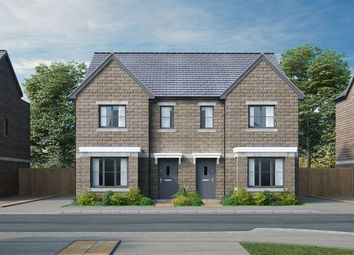 Thumbnail 4 bed detached house for sale in Carr Head Drive, Bolton Upon Dearne