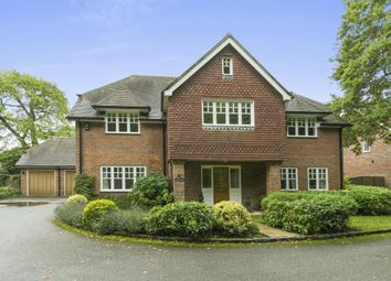 Thumbnail 5 bed detached house to rent in Englemere Park, Oxshott