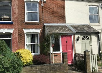 Thumbnail 2 bedroom terraced house for sale in Geoffrey Road, Norwich, Norfolk