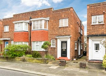 Thumbnail 2 bed end terrace house to rent in Fairlawn Avenue, London