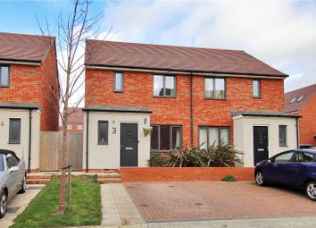 Thumbnail 3 bed semi-detached house for sale in Forrest Shaw, Castle Hill, Ebbsfleet Valley, Kent