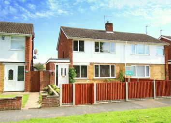 Thumbnail 3 bed semi-detached house for sale in Booth Way, Little Paxton, St. Neots