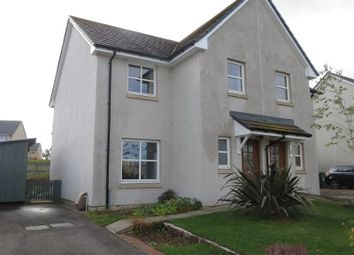 Thumbnail 3 bed semi-detached house for sale in Broomhill Road, Muir Of Ord