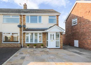 Thumbnail 3 bed end terrace house for sale in Springfield Close, Stockton Lane, York