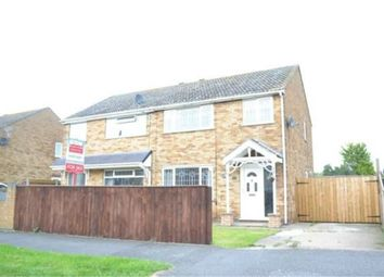 Thumbnail 3 bedroom semi-detached house for sale in Chestnut Avenue, Immingham, Lincolnshire