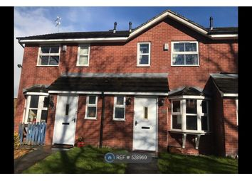Thumbnail 2 bedroom terraced house to rent in Cottage Close, Rudheath, Northwich