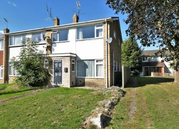 Thumbnail 3 bed end terrace house for sale in Rother Road, Farnborough