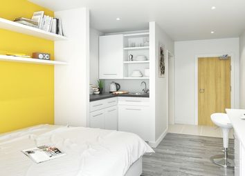 Thumbnail Studio for sale in Opportunity For Investors - Student Accommodation, Cardiff