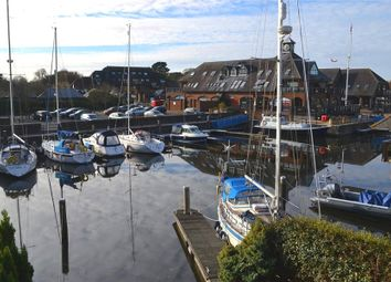 Thumbnail 2 bed terraced house for sale in Velsheda Court, Hythe Marina Village, Hythe, Southampton
