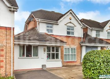 Thumbnail 4 bedroom link-detached house for sale in Longfield Avenue, Mill Hill, London