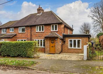 3 bed semi-detached house for sale in Homefield Cottages, Thursley, Surrey GU8