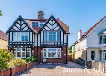 Thumbnail 5 bed semi-detached house for sale in Park Road, Gorleston, Great Yarmouth