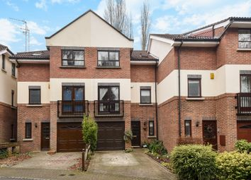 Thumbnail 3 bed town house for sale in Brook Park Close, Grange Park