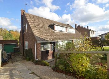 Thumbnail 2 bed semi-detached house for sale in Fermor Way, Crowborough