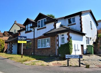 Thumbnail 3 bed semi-detached house for sale in Greenwood Park Road, Plymouth, Devon