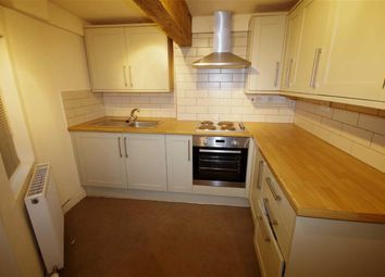 Thumbnail 1 bed terraced house to rent in Saddleworth Road, Greetland, Halifax
