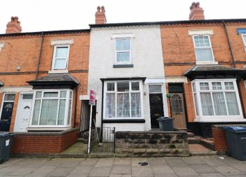 Thumbnail 3 bed terraced house for sale in Uplands Road, Handsworth, West Midlands