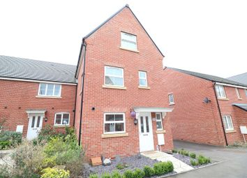 Thumbnail 4 bedroom link-detached house for sale in Tyne Way, Rushden