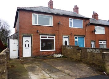 Thumbnail 2 bed end terrace house for sale in Harewood Avenue, Halifax