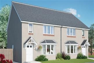 Thumbnail 3 bed semi-detached house for sale in Aberthaw Road, Newport