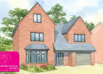 6 bed detached house for sale in Spire View, Rotton Row, Raunds, Northamptonshire NN9
